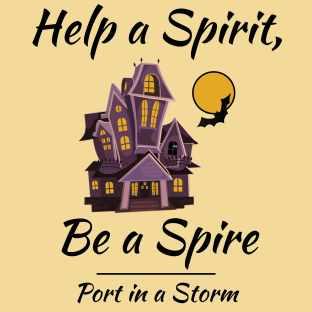 Help a spirit