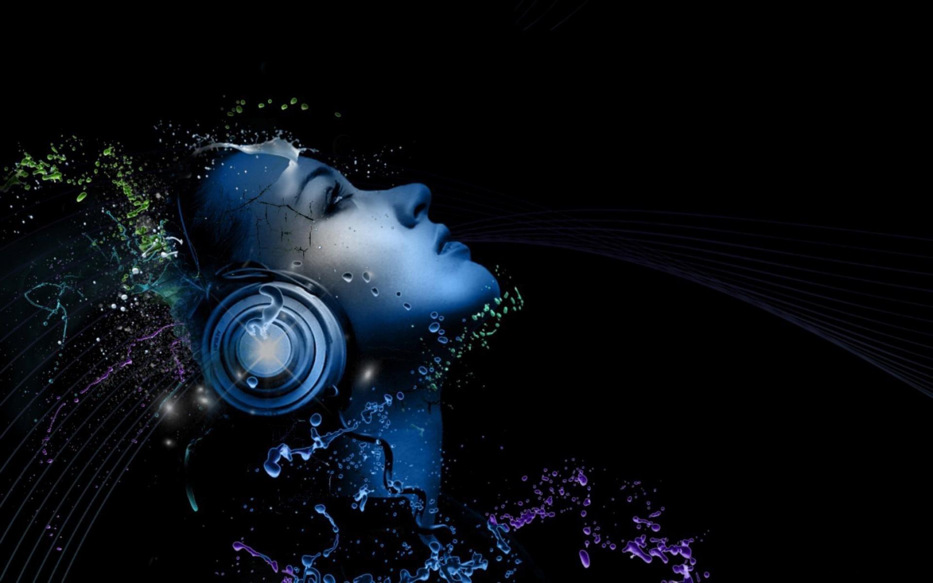 light headphones music headphones girl lines dj girls colors 1920x1200 wallpaper_www.wallpaperhi.com_15